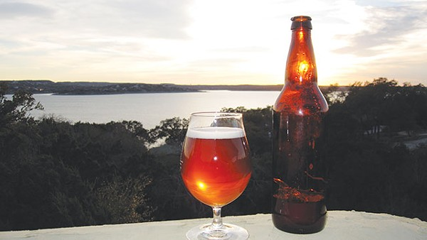 Pair Guadalupe Brewing Co.'s Texas Honey Ale with light appetizers - COURTESY PHOTO