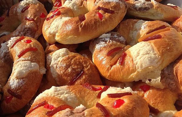 Pan dulce from La Panadería - COURTESY