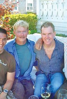 Patrick Kurata, Jim Smith, Bill Sibley, and Walter Starcke in 2009
