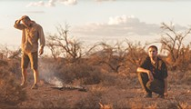 Robert Pattinson and Guy Pearce in the Dystopic Down Under of 'The Rover'