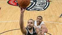 Pelicans Prevail in Military City 100-99