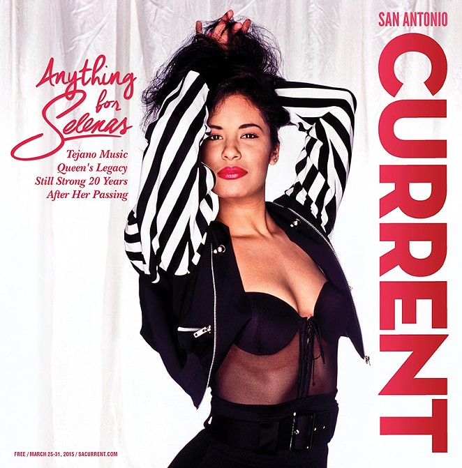 Judging by the reaction to this week's cover story, people really, really love Selena. - SAN ANTONIO CURRENT
