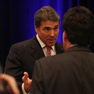 Perry's Texas approval drops after presidential run