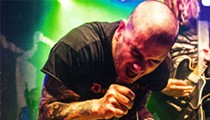 Phil Anselmo's Down leads metal feast at Backstage
