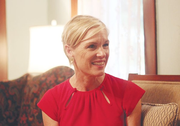 Planned Parenthood Federation of America President Cecile Richards. - MICHAEL BARAJAS