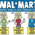 Political cartoonist Lalo Alcaraz brings his award-winning comic strip La Cucaracha  to San Antonio