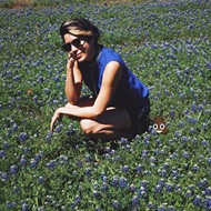 Pooping On Bluebonnets Is The Best Thing Ever