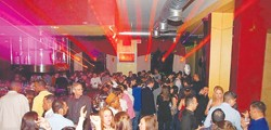 Posh gets so packed on Friday night, the bar could change its name to Mosh.
