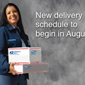 Post Office cancels Saturday mail