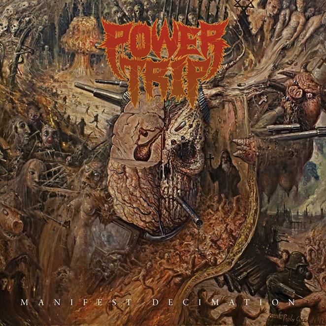 Power Trip's 2013 album Manifest Decimation