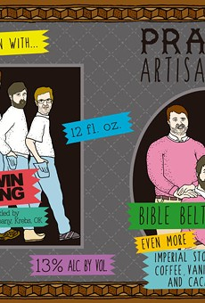 Prairie Artisan Ales/Evil Twin Bible Belt