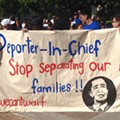 Protestors Won't Give Up on Immigration Reform