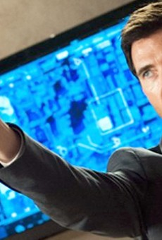 Q&A: Actor Dylan McDermott likes throwback feel of 'Olympus Has Fallen'