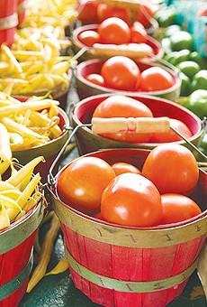 Quarry Farmers Market Celebrates Anniversary with Cookbook