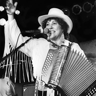 Queen of the Accordion: the criminally overlooked Eva Ybarra