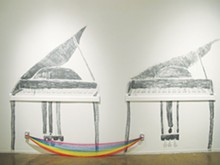 Rebecca Carter, 'Wrong Perspective with the Dirty Rainbow'