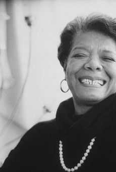 """Remembering Maya Angelou, """"a Rainbow in the Cloud"""""""