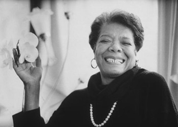 "Remembering Maya Angelou, ""a Rainbow in the Cloud"""