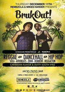 Remezcla & Mikes Harder presents Bruk Out!