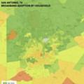 Revealing San Antonio Internet Use Map Reinforces Digital Divide