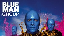 Review: The Blue Man Group
