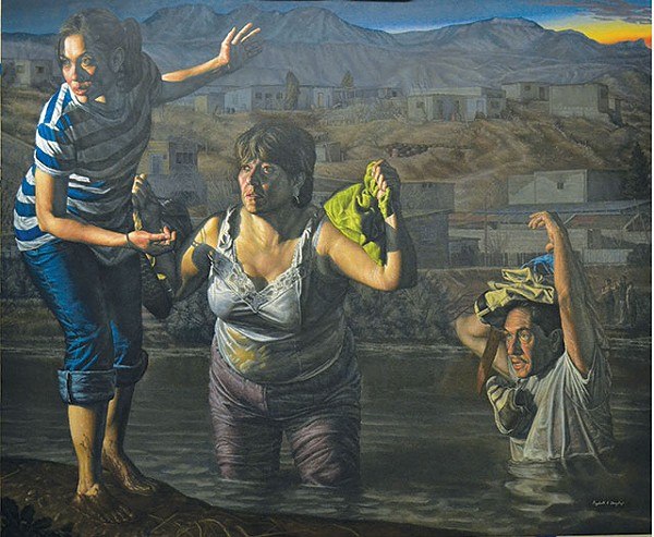 Rigoberto A. Gonzalez, La Guia - COURTESY PHOTO
