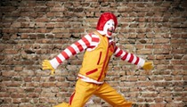 Ronald McDonald Has Gone Vogue