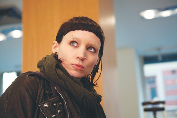 Rooney Mara ready to kick butt in The Girl with the Dragon Tattoo. - COURTESY PHOTO