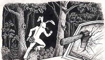 Run for Your Life! It's not Peter Cottontail... It's the Bunnyman!