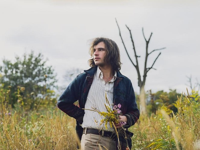 Ryley Walker - COURTESY