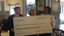 SA Cocktail Conference Presents $100,000 to Charities