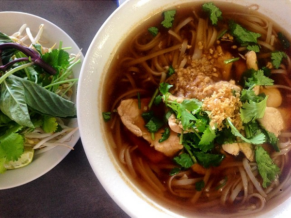 Pho sounds good right about now. - BRRRITTMV/INSTAGRAM