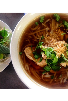 Pho sounds good right about now.