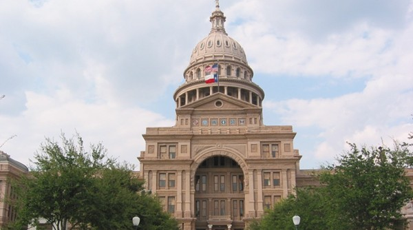 TEXAS CAPITOL WEBSITE
