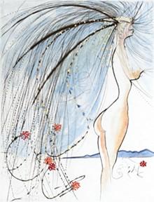 Salvador Dalí, Diane de Poitiers
