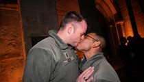 Same-sex couples snubbed at mass marriage