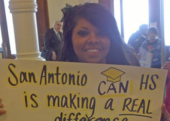 San Antonio Can! High School gives students a second chance