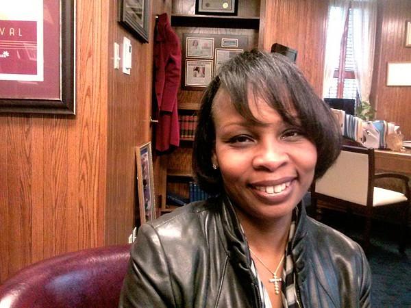 San Antonio City Council and Mayor Ivy Taylor want a pay raise. - JADE ESTEBAN ESTRADA