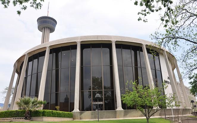 John H. Wood United States Courthouse