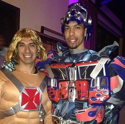 San Antonio Spurs Halloween Post: Photos of the Spurs' Annual ...