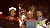 San Antonio Spurs Halloween Post: Photos of the Spurs' Annual Halloween Party, Silver Dancers to Perform as Silver Zombies at Opening Night Game Tonight + More