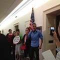 San Antonio, Texas LGBTQ Activists Arrested Outside Boehner's Office