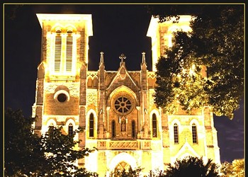 San Antonio's very haunted downtown