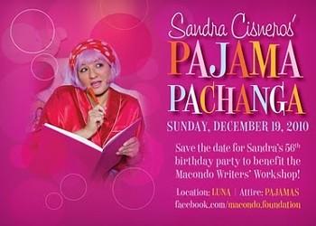 Sandra Cisneros: Pajama Pachanga