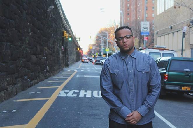 SA's Greg G in NYC - VIA FACEBOOK