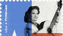 SA's Lydia Mendoza immortalized on a U.S. stamp