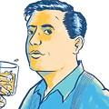 Sasha Petraske repairing the lingering evils of Prohibition as he puts Bohanan's on the virtuous path