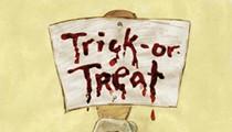 Second Hand: A Halloween Love Story - Part 2