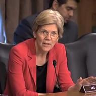 Sen. Elizabeth Warren Embarrasses, Exposes, and Eats (Bad) Bank Regulators Alive