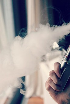 E-cigarettes, or vaporizers, would be illegal to sell to minors under the new law.
